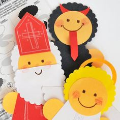 Diy And Crafts, Crafts For Kids, Paper Crafts, St Nicholas Day, Winter Project, Creative Kids, Winter Time, Diy For Kids, Christmas Time