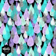 Drops - Mieli Design pattern Pattern Design