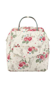Tinker Bell Frame Backpack from the #DisneyXCathKidston collection