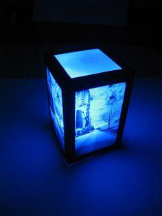Brian A. Hinson: How to Make Paper Lanterns