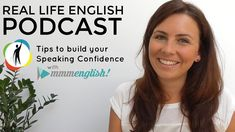 This video is very different to my usual video lessons! It's the video recording of a podcast episode I recorded with Real Life Global. Real Life English, Learn English For Free, Podcast Tips, Confidence Building, Teaching, Youtube, Education, Learning, Youtubers