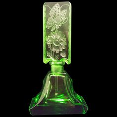 Authentic Hoffman Schlevogt Perfume Bottle from the Ingrid Collection : Fifi's Antique Perfume Bottles & Rare Compacts   Ruby Lane