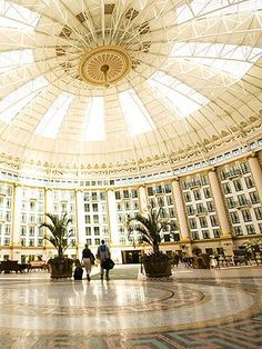 French Lick Resort: One of our top choices for Midwest weekend escapes! Details: http://www.midwestliving.com/travel/around-the-region/17-fabulous-one-stop-weekend-escapes/#
