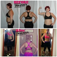 Insanity RESULTS! 41 pounds gone forever in just 60 days!