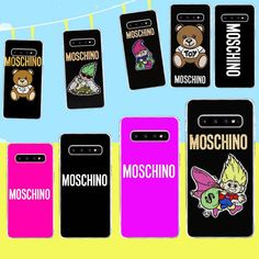 Smarter Shopping, Better Living! Aliexpress.com Samsung S9, Samsung Cases, Iphone Cases, S8 Phone, Striped Wallpaper, Galaxy S8, Luxury Branding, Brand Names, Moschino