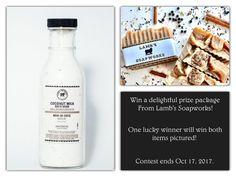 Lamb's Soapworks! Bath Soak, Lamb, Coconut, Website, Giveaways, Nice, Products, Bath Salts, Nice France