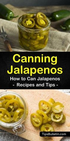 3 Easy Ways to Can Jalapenos Canning Jalapenos - How to Can Jalapenos - Recipes and Tips Canning jalapenos doesn't have to be a chore. Our guide shows you how to preserve your peppers and enjoy them all year long. Canning Jalapeno Peppers, Canned Jalapenos, Stuffed Jalapeno Peppers, Pickling Jalapenos, Jalapeno Poppers, Home Canning Recipes, Canning Tips, Cucina, Canning Recipes