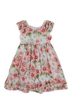 Floral Dress (Toddler Girls)