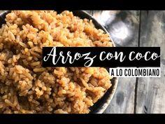 La variedad de esta preparación es parte de la gastronomía tradicional del Caribe colombiano. Wine Recipes, Cooking Recipes, Healthy Recipes, Delicious Recipes, Colombian Food, Love Food, Food To Make, Delish, Food Porn