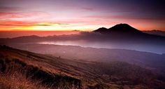 Want to go for trekking at Bali? Mount Batur Volcano is the place to be.! The volcano mountain is 1717 mts above the sea level perks you with mind- boggling view of sunrise. Travel is on mind let's now unwind.
