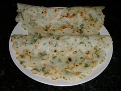 Akki roti, a coorg delicacy