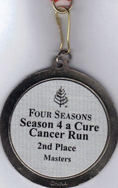 Season for a Cure 5k - 2011