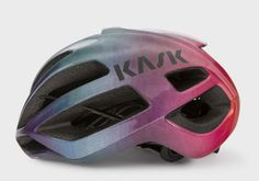 Paul Smith Professional Cycling Helmet by Kask Cycling Wear, Cycling Helmet, Cycling Outfit, Bicycle Helmet, Bike Helmets, Women's Cycling, Cycling Clothing, Paul Smith, Gary Fisher