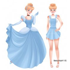Drawing disney style cinderella Ideas for 2019 Ariel Disney, Disney Tangled, Cute Disney, Disney Girls, Disney Pixar, Disney Frozen, Disney Princess Fashion, Disney Princess Drawings, Disney Princess Art