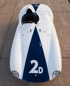 THE CHICANE — itsbrucemclaren:  1955 Ferrari 750 Monza Spider  ...