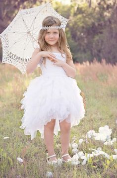 Couture White Sparkle Bow ShoeNow in Stock