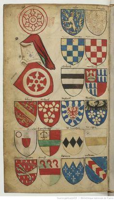 Wappen / Coat of Arms / Escudos Heráldicos