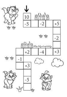 math activities preschool, math kindergarten, math elementary for kids math activities preschool, ma Math Activities For Toddlers, Math For Kids, Preschool Learning, Teaching Math, Kindergarten Math Worksheets, Worksheets For Kids, Math Crafts, Kids Crafts, Basic Math