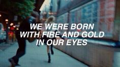 • fire and gold • #beamiller