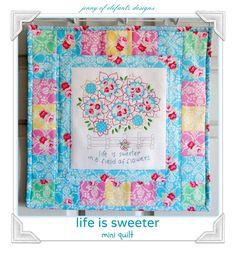 Jenny of ELEFANTZ: Life Is Sweeter...