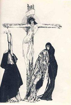 Crucifixion ~ Alastair (Baron Hans Henning von Voight)