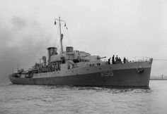 HMS Asphodel (K 56) of the Royal Navy - British Corvette of the Flower class - Allied Warships of WWII - uboat.net