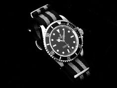 Is Your Rolex Looking Boring? - BeckerTime is one of the Internet's largest distributors of pre-owned Rolex watches online. James Bond Rolex, James Bond Watch, Rolex Submariner, Vintage Rolex, Vintage Watches, Brand Name Watches, Sport Watches, Watches For Men, Wrist Watches