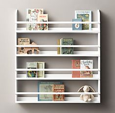 Wall Storage & Shelving | RH baby&child