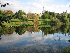 Johnson Pond, Colby College