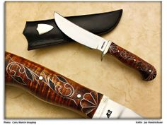 Hendrickson, Jay - Wood Hunter with Wire Inlay.jpg (1024×768)