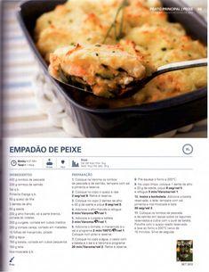 150 receitas - As melhores de 2012 I Companion, Fish Recipes, Healthy Recipes, Happy Foods, Low Fodmap, Cooking Time, Carne, Seafood, Picnic
