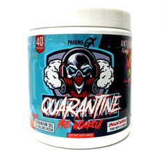 Quarantine Pre Workout - Fruit Punch Top Supplements, Supplements Online, Increase Testosterone Levels, Testosterone Booster, Increase Muscle Mass, Pre Workout Supplement, Geranium Oil, Fruit Punch, Root Beer
