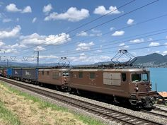 Swiss Railways, Locomotive, Train, Photos, Photo Illustration, Zug, Locs, Strollers