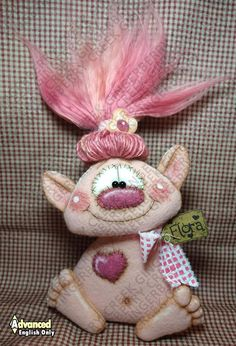 Pattern Design, My Design, Primitive Doll Patterns, Hair Patterns, Felt Embroidery, Supply List, Handmade Dolls, One And Only, Pattern Paper