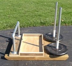 In a past entry, I linked to a homemade push sled that was posted to my forum. Here is one of the pictures: Since posting the original entry, I've received several related emails from readers of the site. There have been questions, suggestions, and pictures of other homemade models. Unfortunately, I have yet to build …