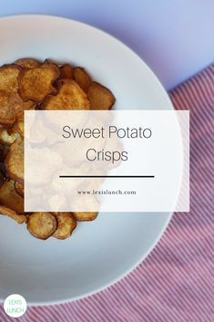 If, like us, you love a healthier alternative try these sweet potato crisps 🙂 They are easy to make and WAY better than bought 😜 . Top Recipes, Other Recipes, Snack Recipes, Easy Recipes, Sweet Potato Crisps, Sweet Potato Recipes, Easy Weeknight Meals, Quick Easy Meals, Healthy Snacks For Kids