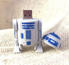 Star Wars USB Flash Drive - R2-D2