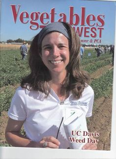 Better Know a Scientist: Weed Scientist Dr Lynn Sosnoskie. https://www.biofortified.org/2016/08/better-know-scientist-weed-scientist-dr-lynn-sosnoskie/