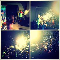 Night 3 - Lighthouse Family Worship Center  - New Britain, CT  - July 14-17 2013    #morefoam #kidmin