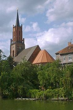 Rathenow, Germany.  Lived in this town for 6 months.