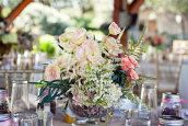 table    The Retreat at Balcones Springs Wedding by Caroline Fontenot | Style Me Pretty