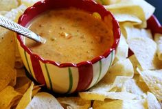 Bake at 350 goes savory: The Best Queso Ever...I don't kid around about these things.