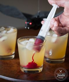 Halloween Vampire Cocktail1
