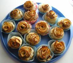 Kerstins Kuchen Kreationen: Apfelrosen/ Blätterteigrosen