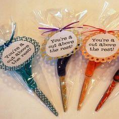 teacher appreciation week: scissors