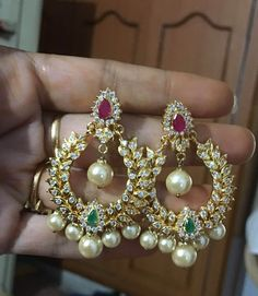 Chandbalis on Sale 1300 rupees Each