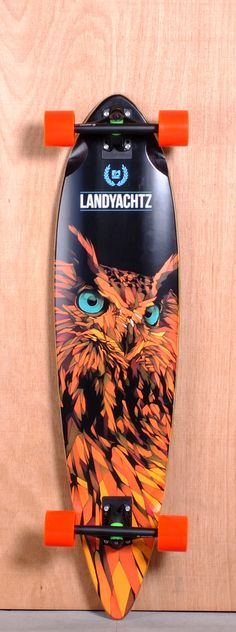 "The Landyachtz Bamboo Totem Longboard Complete is designed for Cruising and Carving. Ships fully assembled and ready to skate! Function: Cruising, Carving Features: Medium W Concave, Rocker, Wheel Wells Material: 5 Ply Vertically Laminated Bamboo Length: 41"" Width: 9.9"" Wheelbase: 27.75"" Thickness: 5/8"" Hole Pattern: Old School Grip: Soft Top Black"