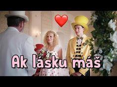 Smejko a Tanculienka - Ak lásku máš Itunes, Youtube, Youtubers, Youtube Movies