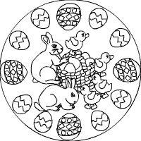 ostern on pinterest basteln bunnies and easter eggs. Black Bedroom Furniture Sets. Home Design Ideas