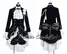 Cheap cosplay naruto costume, Buy Quality cosplay doraemon directly from China cosplay anime costumes Suppliers: Black Butler Cosplay Ciel Phantomhive Dark Blue Cosplay Costume Black Butler Cosplay, Black Butler Ciel, Black Butler Kuroshitsuji, Ciel Phantomhive Cosplay, Casual Cosplay, Cosplay Outfits, Anime Outfits, Ciel Cosplay, Anime Cosplay